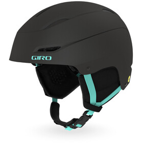 Giro Ceva Casco Donna, metallic coal/cool breeze